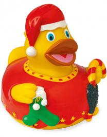 Squeaky Duck Christmas